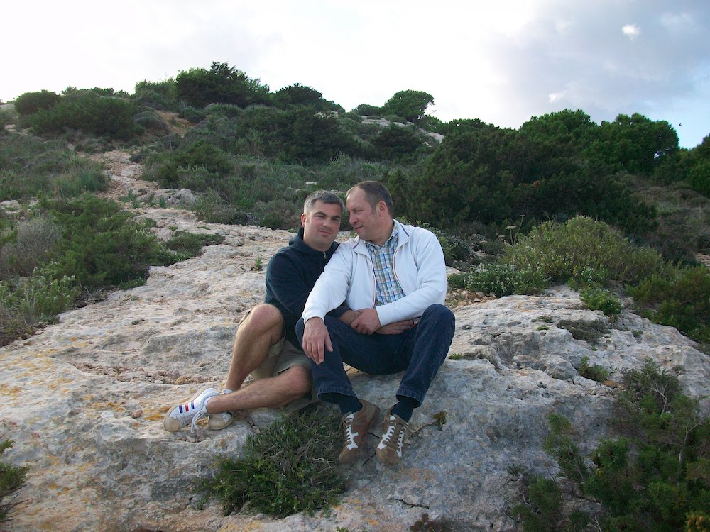 Die Balearen sind ein beliebtes Ziel für schwulen Romantikurlaub