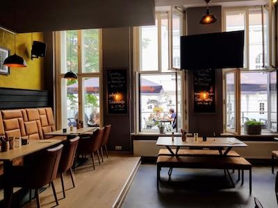 Café Outback - Burger-Restaurant in Minden