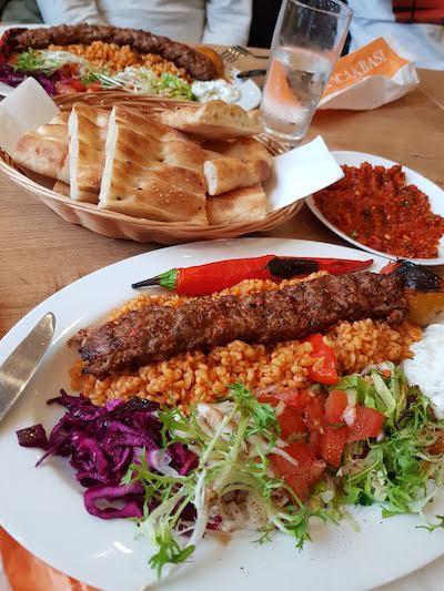 Balli Ocakbasi: Türkisches Restaurant in Minden
