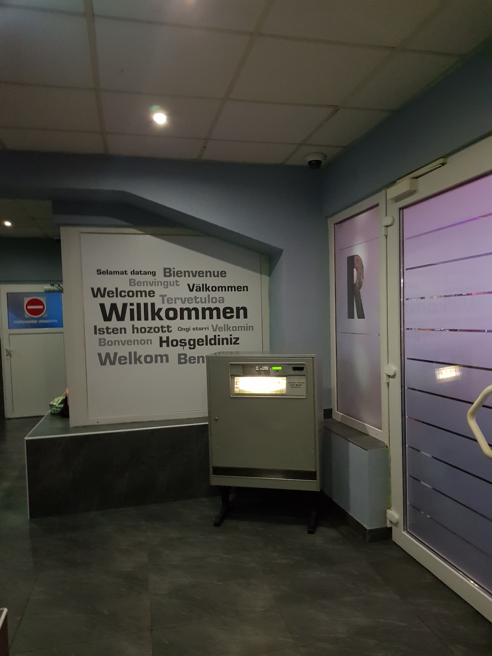 Freundlicher Empfang: Gaysauna Ruhrwellness in Mülheim