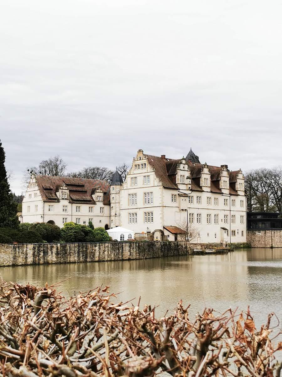 Schloss Schwöbber - Schlosshotel Münchhausen