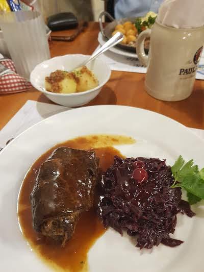 Wirtshaus Bavaria: Bayerisches Essen in Minden
