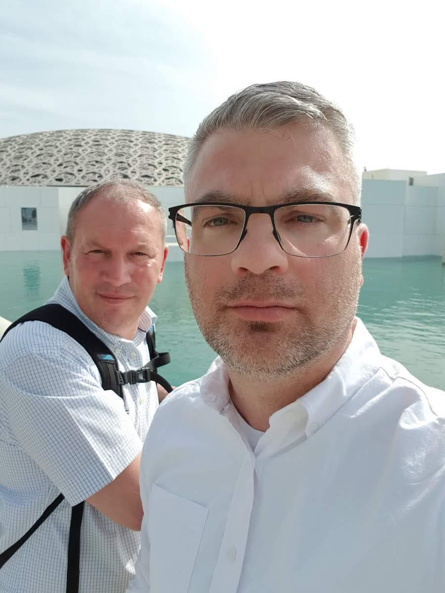 Ein Besuch im Louve Abu Dhabi ist ein Muss im Urlaub