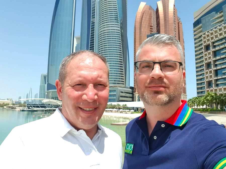 Gayurlaub in Abu Dhabi - Tipps für schwule Reisen