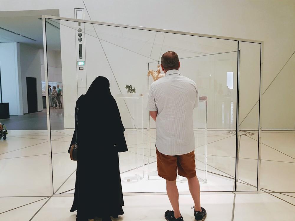 Der Louvre Abu Dhabi begeistert Menschen aller Kulturen und Religionen