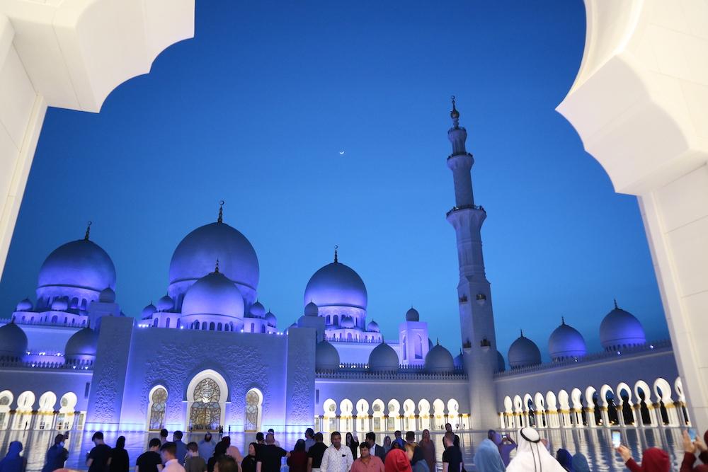 Wohin in Abu Dhabi: Was kann man unternehmen?