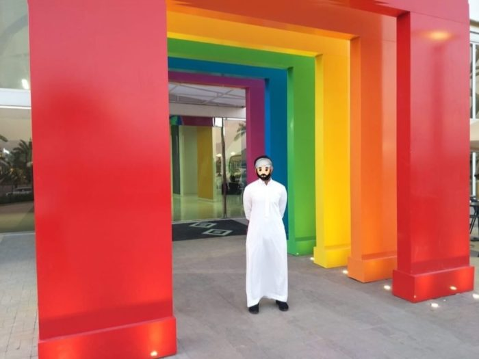 Saudi Arabien Gay