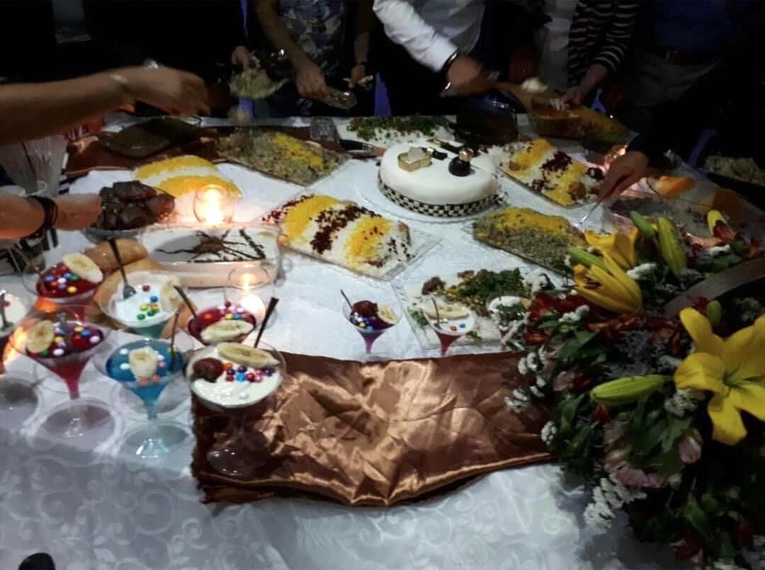 Schwul im Iran: Buffet auf einer geheimen Gay-Party