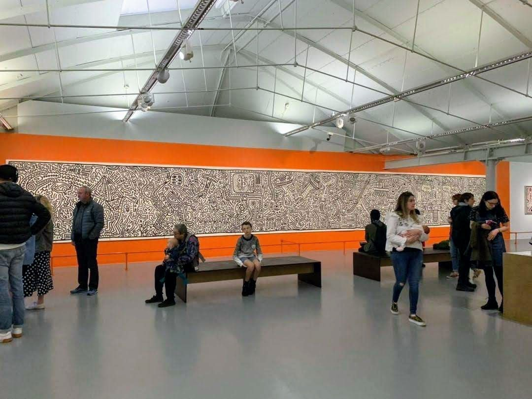 Tate Liverpool: Keith Haring-Ausstellung
