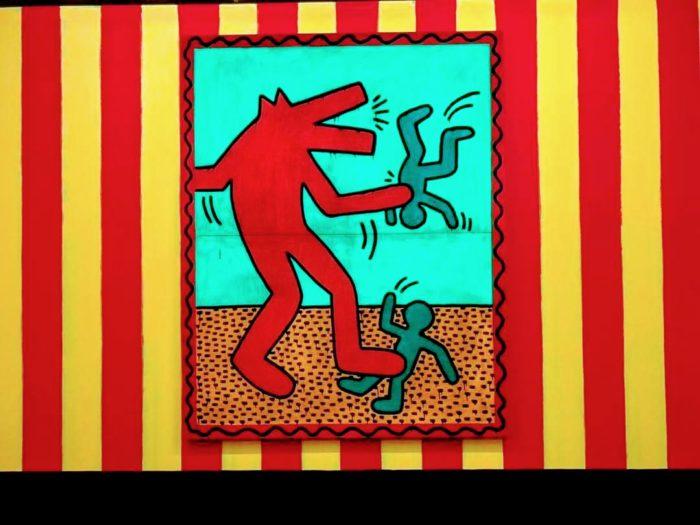 Keith Haring Bild