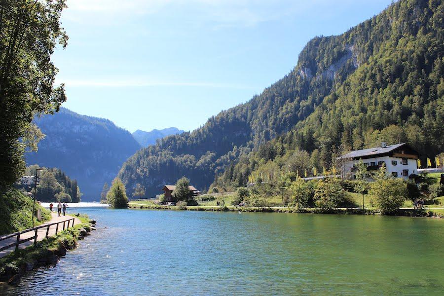 Schwuler Urlaub in Bayern: Berge, Seen & Schlösser!