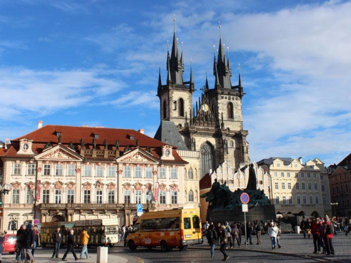 Mit Auto nach Tschechien fahren