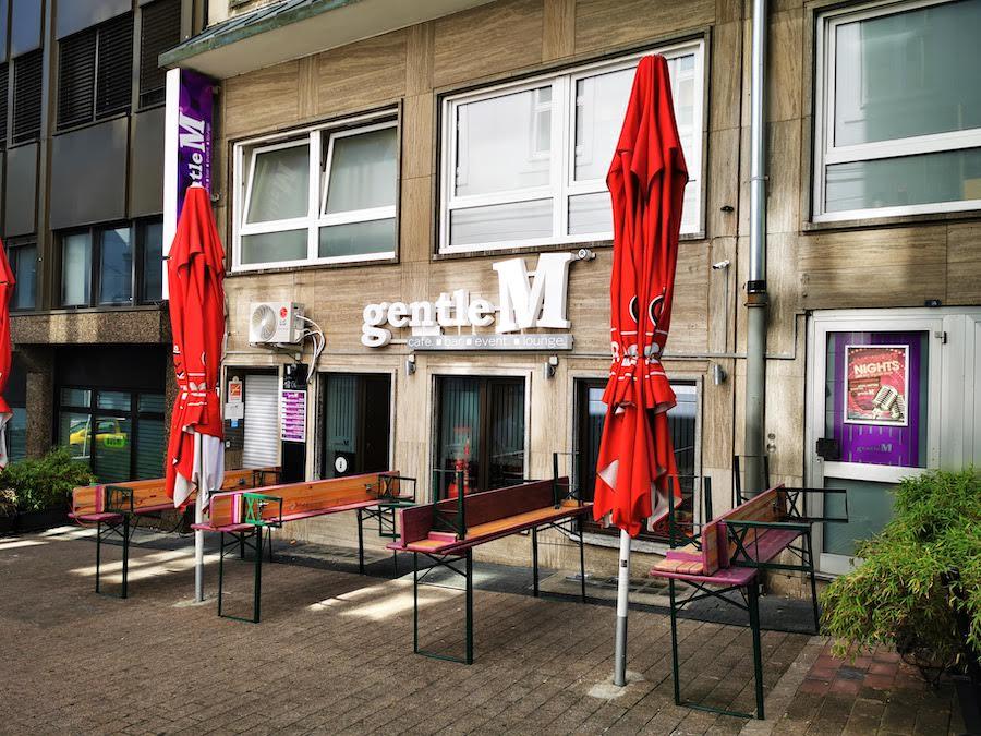 """Essen Gay-Bar """"gentle M"""""""