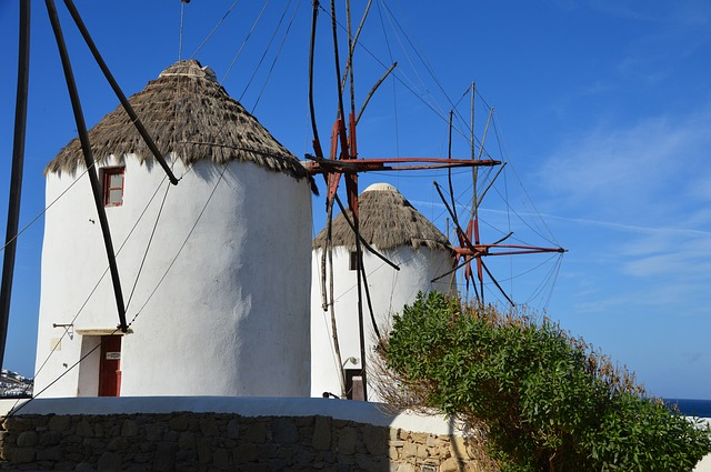 Gay Hotels auf Mykonos