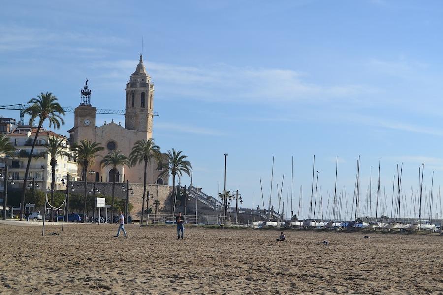 Gay-Reisen Sitges – die schwule Badewanne Barcelonas