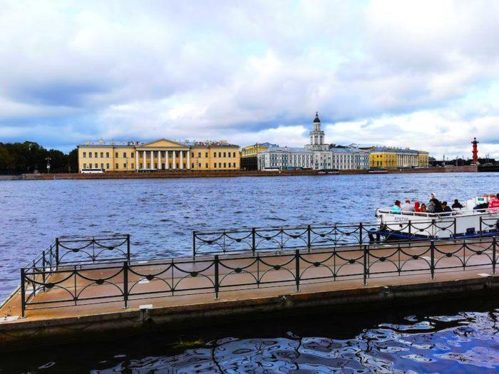Mit AIDAprima auf Ostsee-Kreuzfahrt in Sankt Petersburg (Russland)