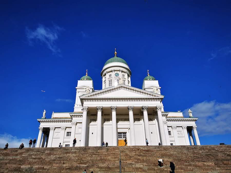 Ostsee-Kreuzfahrt: Mit AIDAprima nach Helsinki (Finnland)