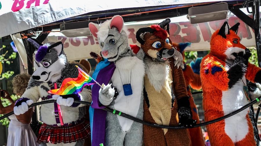 San Francisco ist ein Paradies für schwule Männer