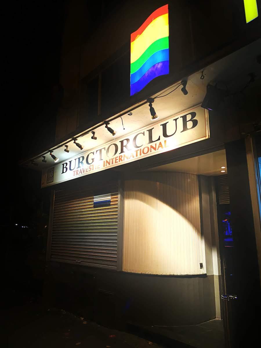 Dortmund für Gays: Club im Burgtor