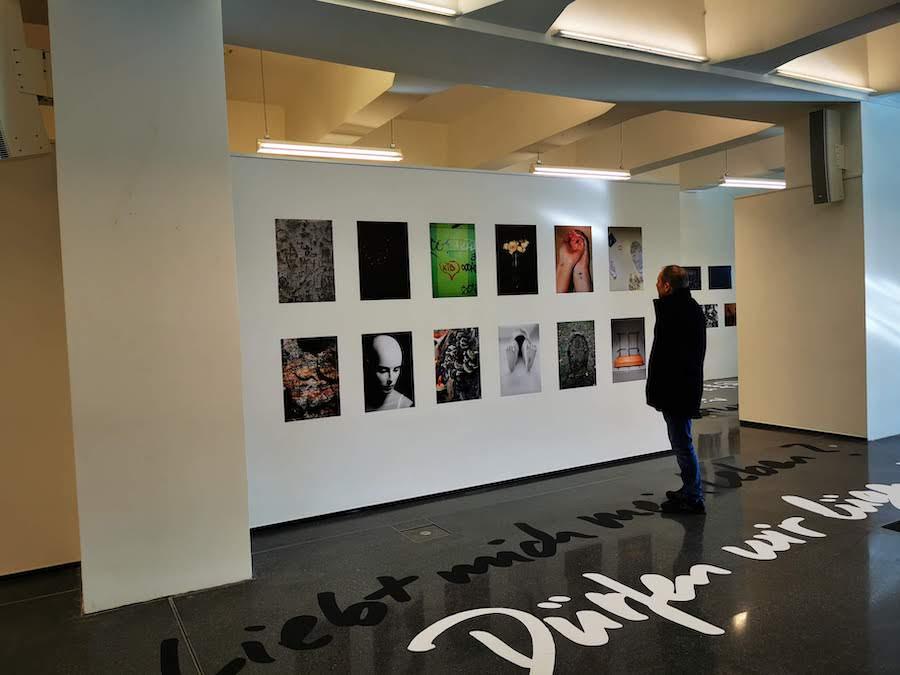 Kunstausstellung im Dortmunder U
