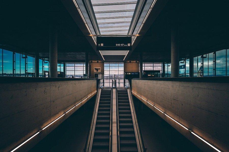 Cckring Flughafen Sicherheitskontrolle