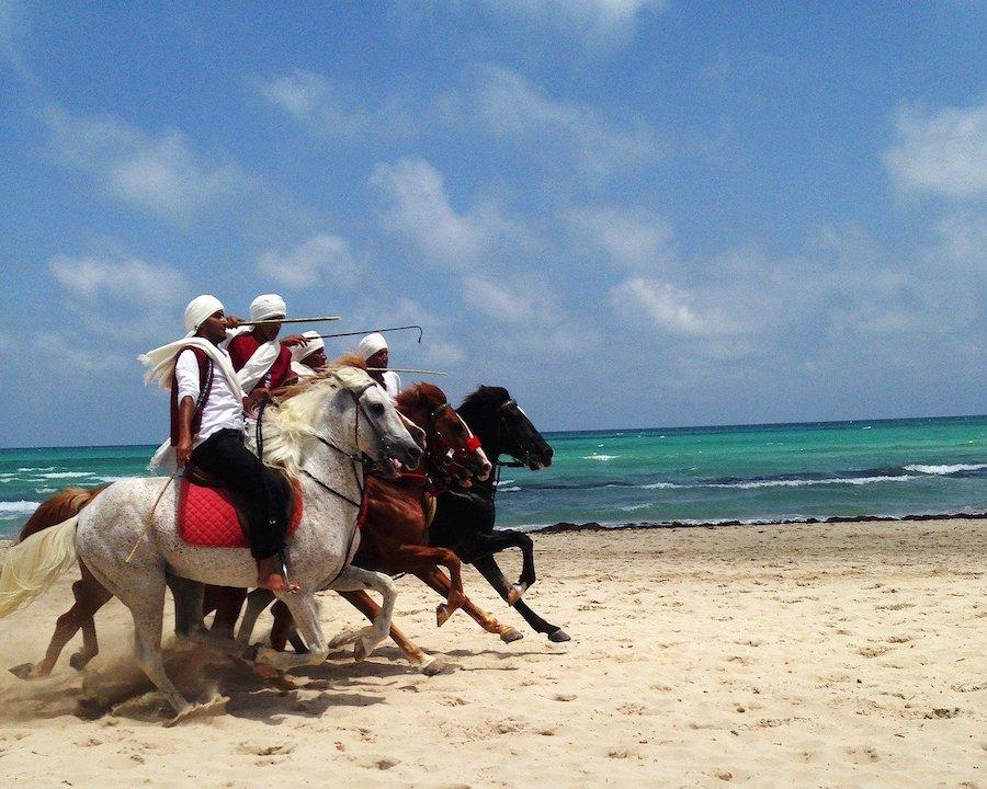 Schwuler Urlaub: Tunesien ist ein beliebtes Reiseziel für homosexuelle Männer