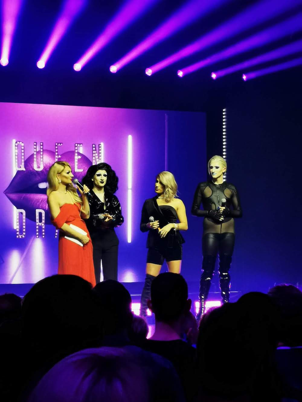 Queen of Drags: Candy Crash interviewt Aria Adams, Yoncé Banks und Vava Vilde.