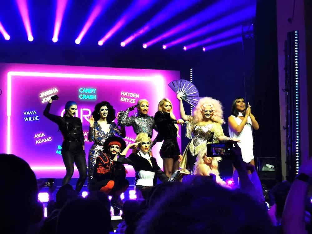 Queen of Drags - Live-Show in Berlin