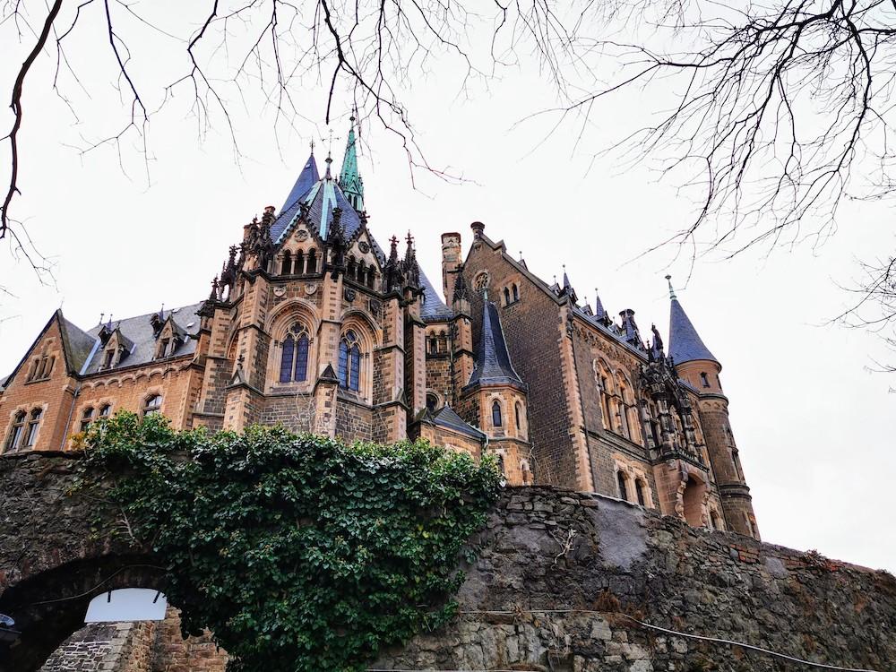 Schloss Wernigerode: Wie aus einem japanischen Rollenspiel