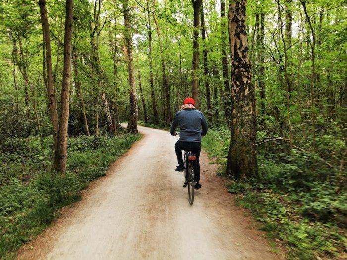 Po, Penis & Hoden: Genitalien schlafen beim Radfahren ein