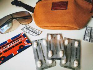 Potenzmittel Viagra auf Reisen