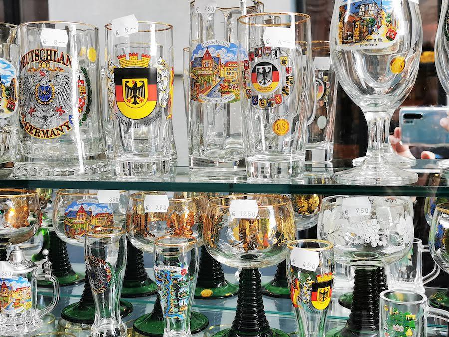 Souvenirs in Rüdesheim am Rhein