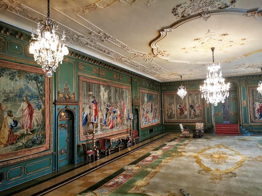 Gartensaal Villa Hügel