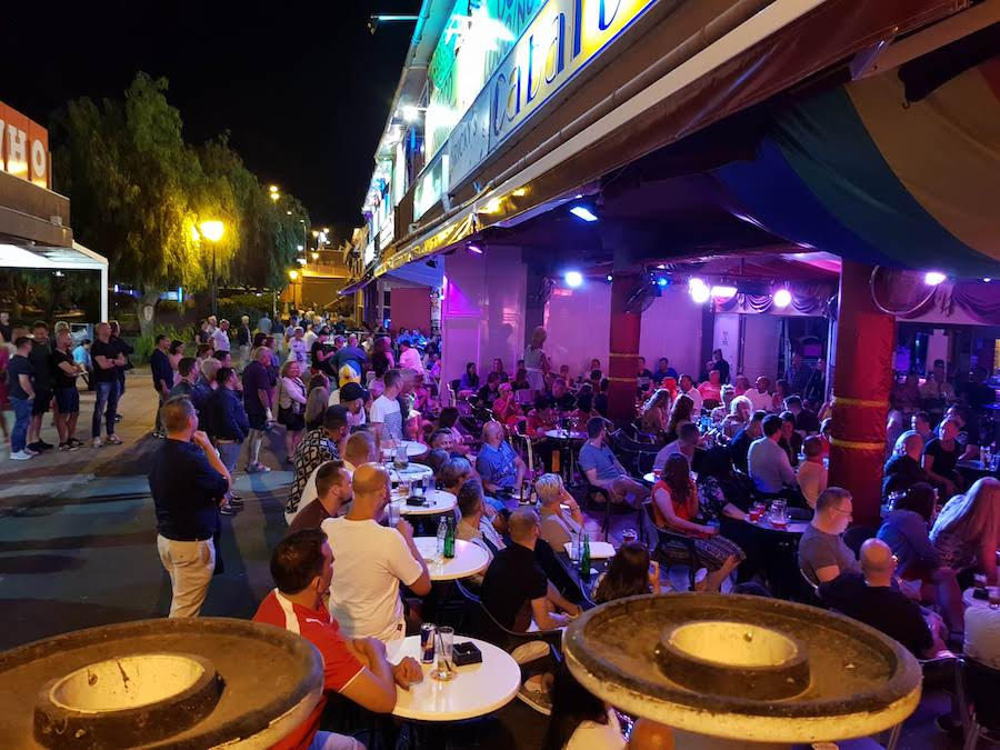 Gay Bars & Clubs Gran Canaria