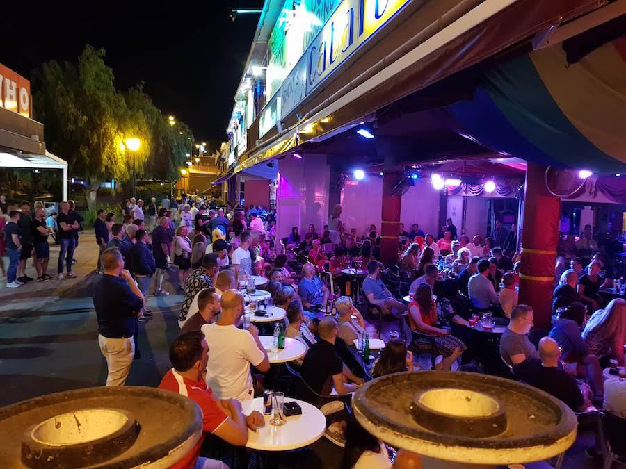 Gay Bars & Clubs Gran Canaria