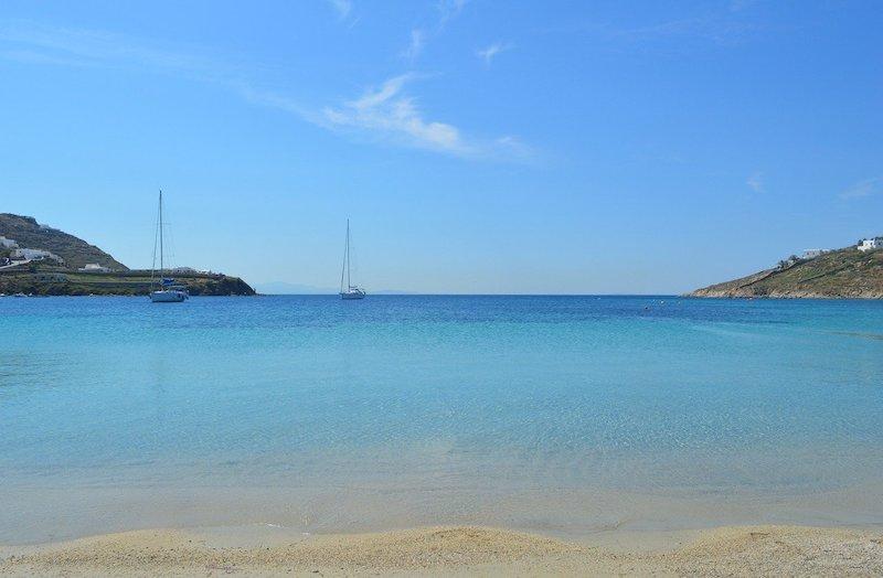 Gay Beaches: Schwule FKK-Strände Griechenland