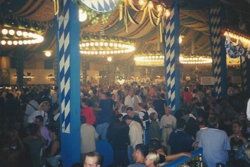 Gay Oktoberfest, München 2000
