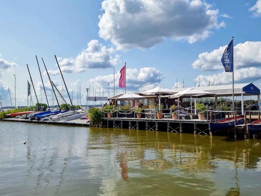 Dümmer-See: Nur eine von vielen schönen Beach Bars