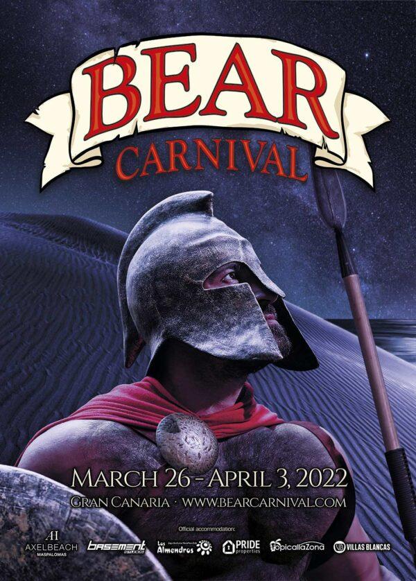 Gay Bear Carnival 2022 Gran Canaria
